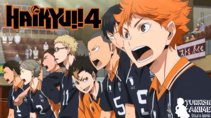 Haikyuu!!: To the Top [4. Sezon – 2. Kısım] 3. Bölüm