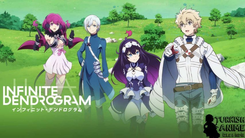 Infinite Dendrogram türkçe anime izle wallpaper