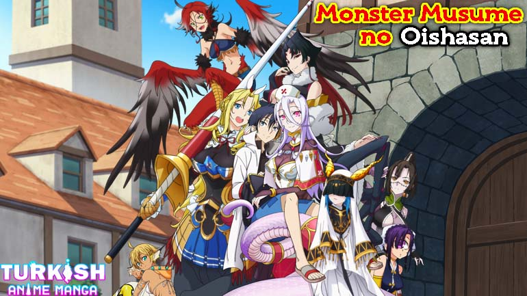 Monster Musume no Oishasan izle - anime izle