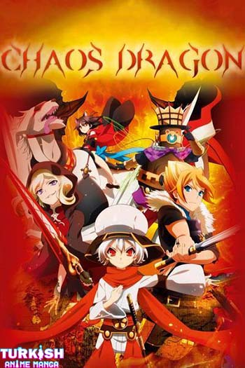 Chaos Dragon izle - turkish anime izle