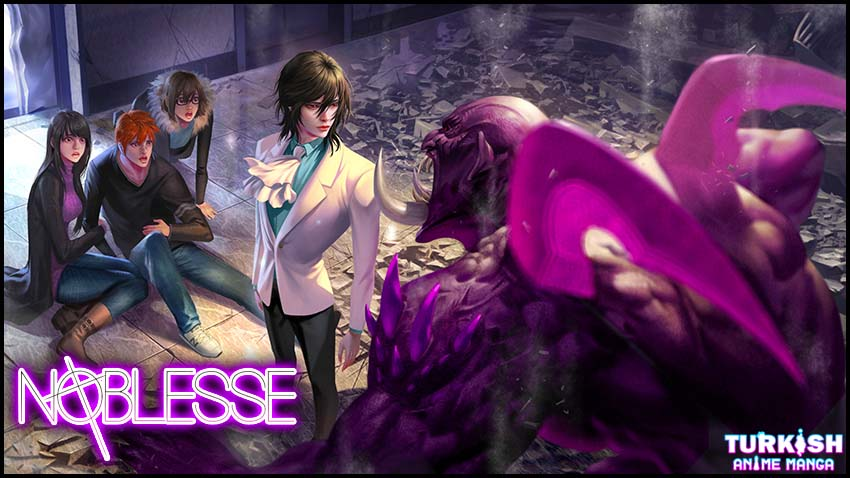 Noblesse: The Beginning of Destruction İzle