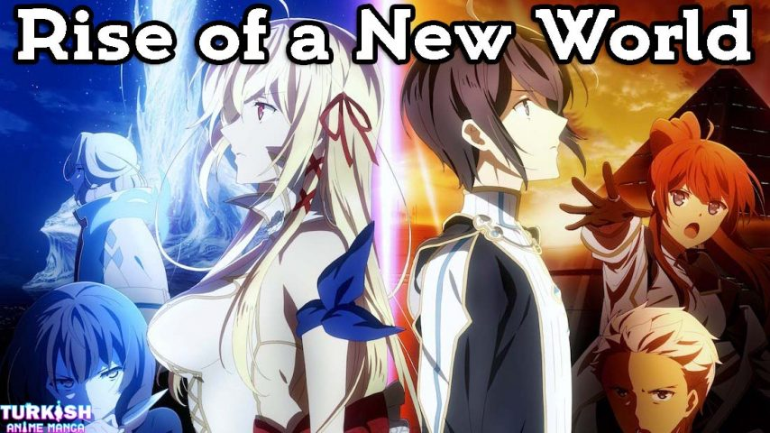 Kimi to Boku no Saigo no Senjou (Rise of a New World) 2. Bölüm İzle