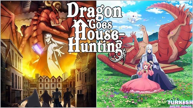 Dragon Goes House-Hunting 5. Bölüm izle